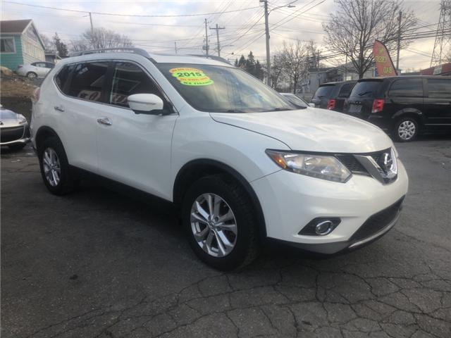 2015 Nissan Rogue SV (Stk: ) in Dartmouth - Image 2 of 18