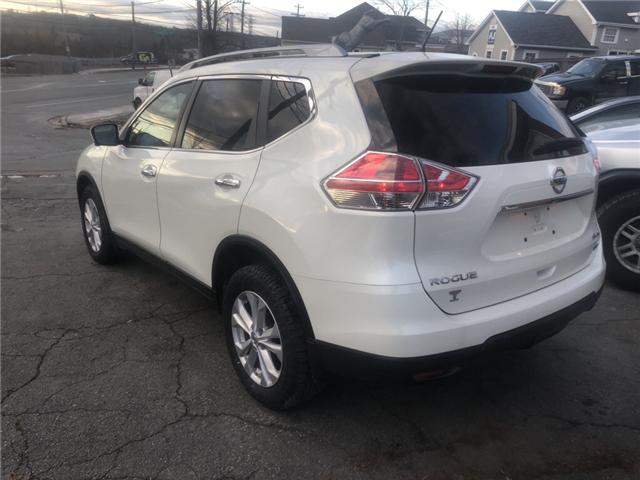 2015 Nissan Rogue SV (Stk: ) in Dartmouth - Image 5 of 18