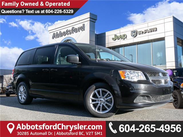 2015 Dodge Grand Caravan SE/SXT (Stk: AG0284AB) in Abbotsford - Image 1 of 25