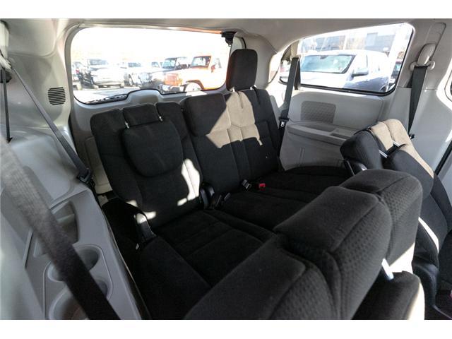 2015 Dodge Grand Caravan SE/SXT (Stk: AG0284AB) in Abbotsford - Image 14 of 25