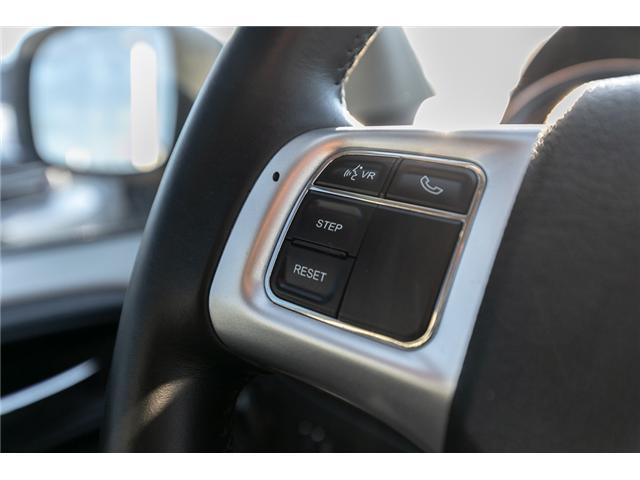 2015 Dodge Grand Caravan SE/SXT (Stk: AG0284AB) in Abbotsford - Image 21 of 25