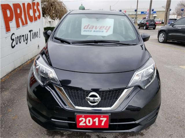 2017 Nissan Versa Note 1.6 SV (Stk: 18-777) in Oshawa - Image 2 of 16