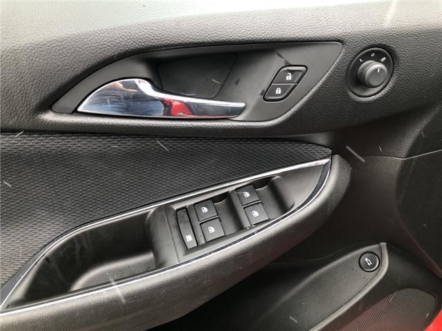 2018 Chevrolet Cruze LT Auto (Stk: ) in Kemptville - Image 8 of 27
