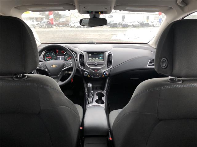 2018 Chevrolet Cruze LT Auto (Stk: ) in Kemptville - Image 10 of 27