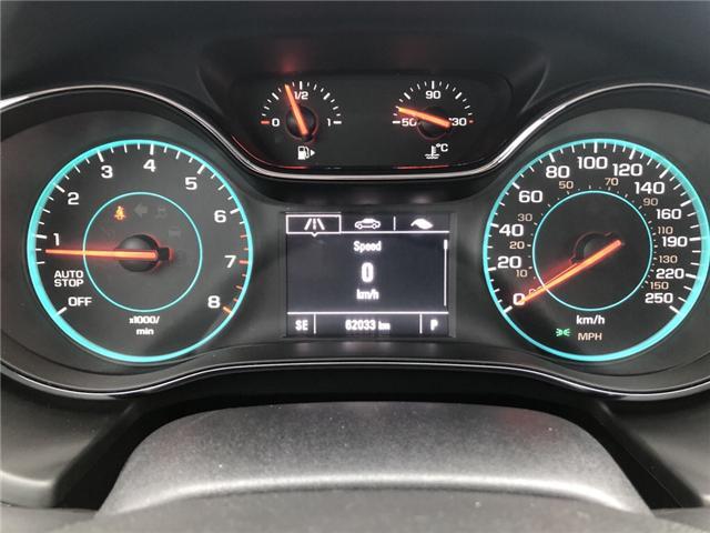 2018 Chevrolet Cruze LT Auto (Stk: ) in Kemptville - Image 13 of 27