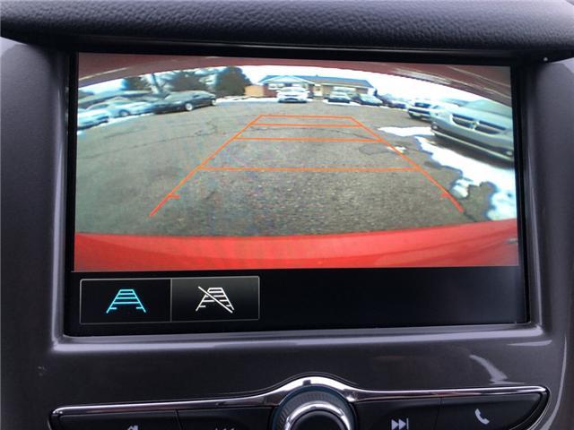 2018 Chevrolet Cruze LT Auto (Stk: ) in Kemptville - Image 16 of 27