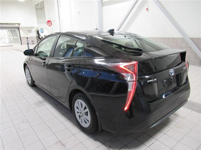 2017 Toyota Prius Base (Stk: 15785A) in Toronto - Image 4 of 15