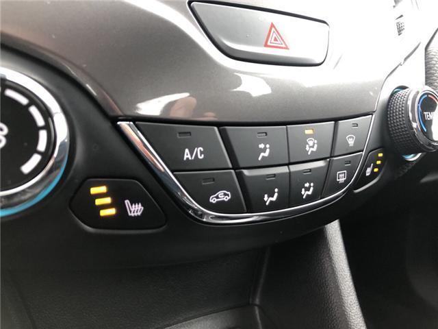 2018 Chevrolet Cruze LT Auto (Stk: ) in Kemptville - Image 19 of 27