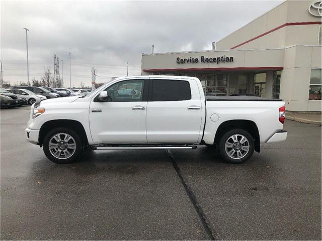 2016 Toyota Tundra Platinum (Stk: P2190) in Bowmanville - Image 2 of 22