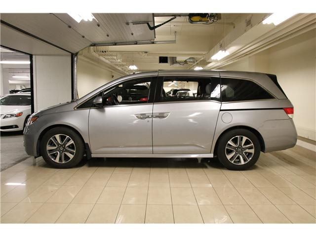 2016 Honda Odyssey Touring (Stk: HP3104) in Toronto - Image 2 of 22