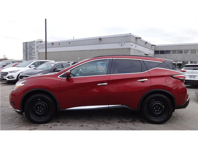 2016 Nissan Murano SV (Stk: JN188089A) in Scarborough - Image 2 of 22