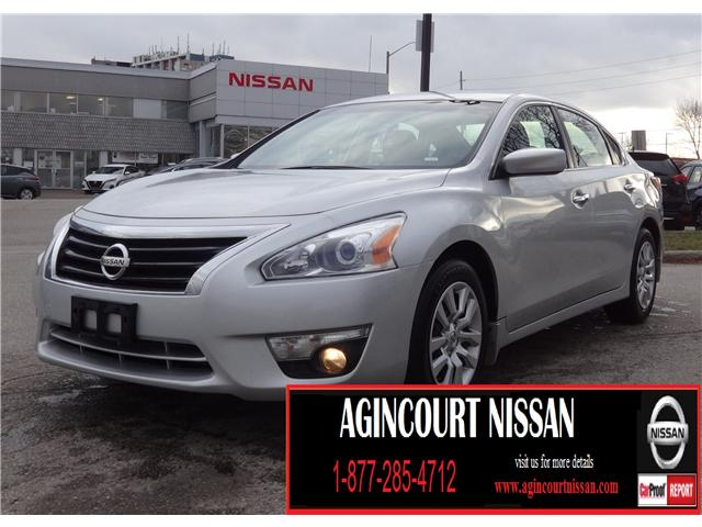 2014 Nissan Altima 2.5 S (Stk: JW351649A) in Scarborough - Image 1 of 18