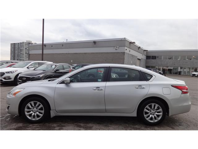 2014 Nissan Altima 2.5 S (Stk: JW351649A) in Scarborough - Image 2 of 18