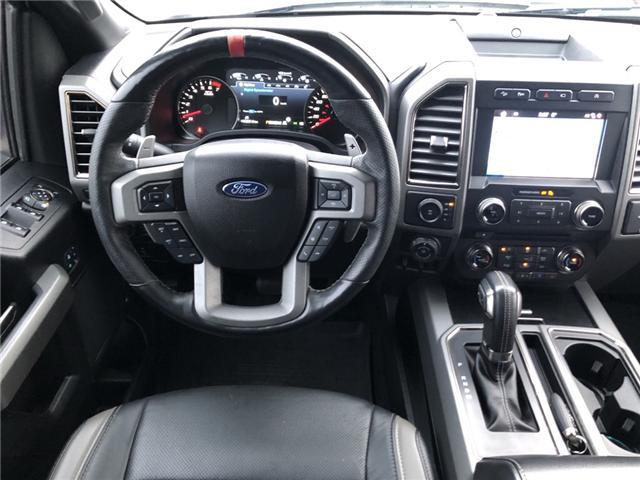 2018 Ford F-150 Raptor (Stk: -) in Kemptville - Image 11 of 28