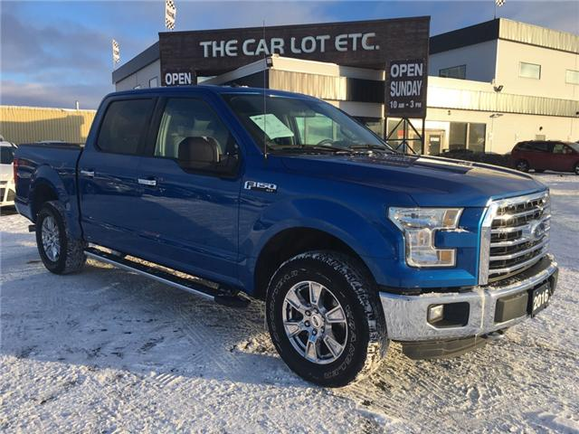 2016 Ford F-150 XLT (Stk: 18663) in Sudbury - Image 1 of 14