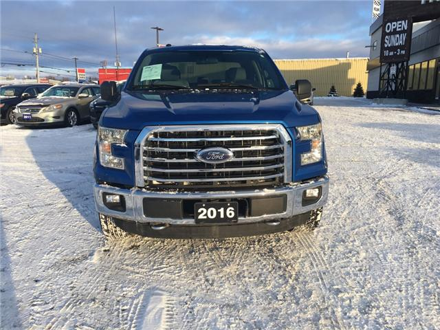 2016 Ford F-150 XLT (Stk: 18663) in Sudbury - Image 2 of 14
