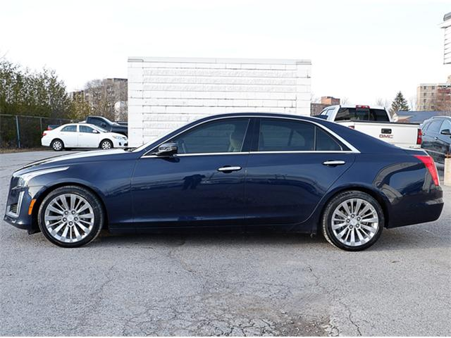 2016 Cadillac CTS 3.6L Luxury Collection (Stk: 17131A) in Peterborough - Image 2 of 18