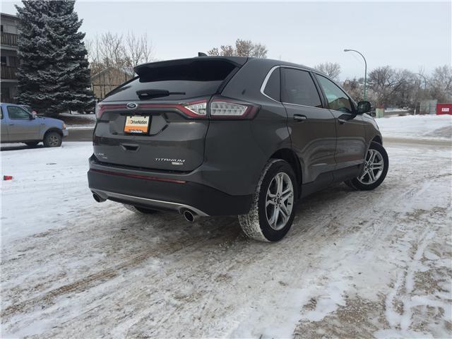 2015 Ford Edge Titanium (Stk: D1174) in Regina - Image 4 of 19