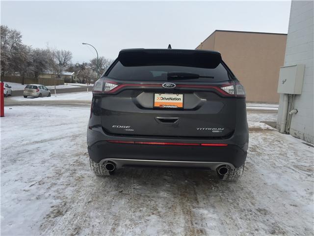 2015 Ford Edge Titanium (Stk: D1174) in Regina - Image 5 of 19