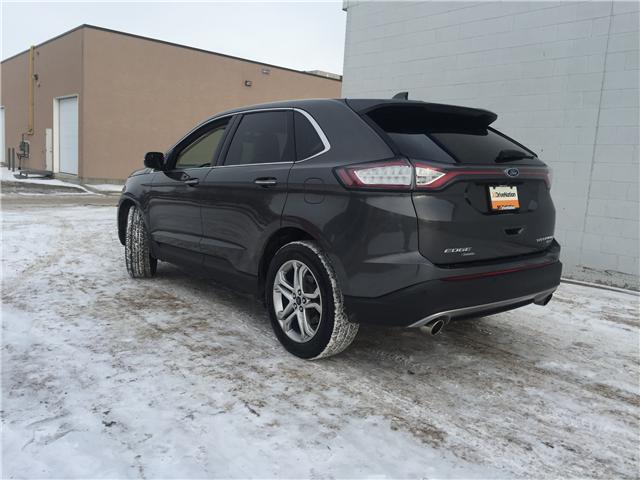 2015 Ford Edge Titanium (Stk: D1174) in Regina - Image 6 of 19