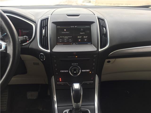 2015 Ford Edge Titanium (Stk: D1174) in Regina - Image 9 of 19