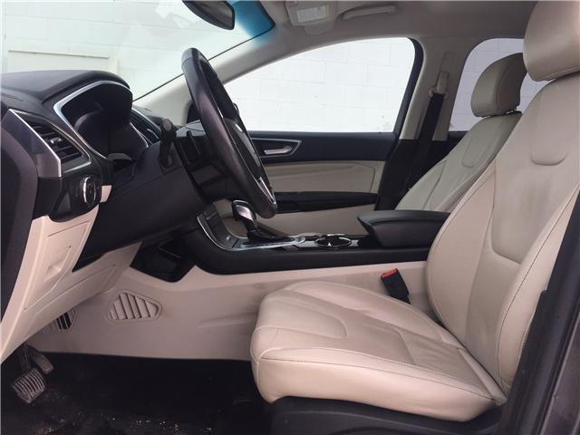 2015 Ford Edge Titanium (Stk: D1174) in Regina - Image 11 of 19