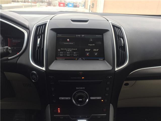 2015 Ford Edge Titanium (Stk: D1174) in Regina - Image 13 of 19