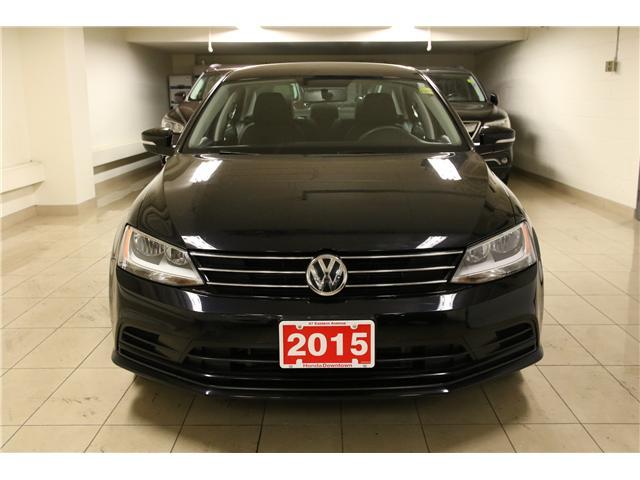 2015 Volkswagen Jetta 2.0L Trendline+ (Stk: HP3100) in Toronto - Image 8 of 30