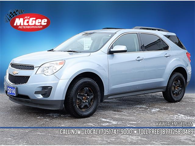 2014 Chevrolet Equinox 1LT (Stk: 19032A) in Peterborough - Image 1 of 19