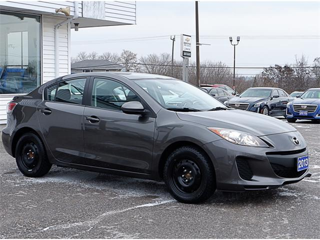 2013 Mazda Mazda3 GX (Stk: 19176A) in Peterborough - Image 9 of 18