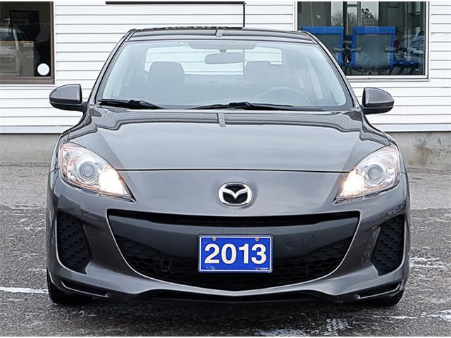2013 Mazda Mazda3 GX (Stk: 19176A) in Peterborough - Image 10 of 18