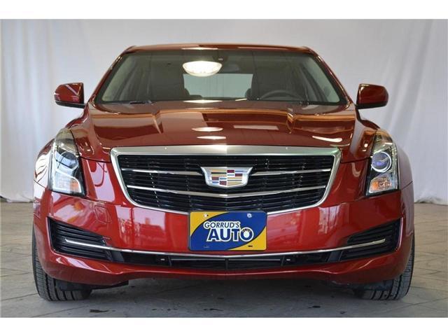 2017 Cadillac ATS 2.0L Turbo (Stk: 214570) in Milton - Image 2 of 47