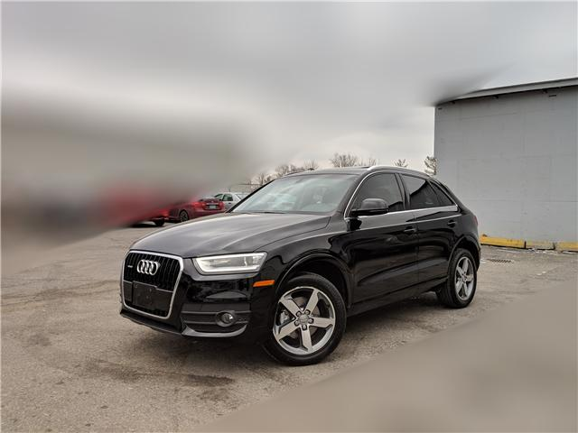 2015 Audi Q3 2.0T Progressiv (Stk: 06152) in Toronto - Image 1 of 15