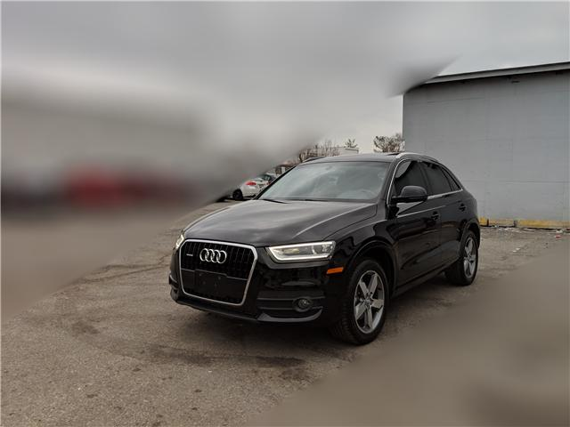 2015 Audi Q3 2.0T Progressiv (Stk: 06152) in Toronto - Image 2 of 15