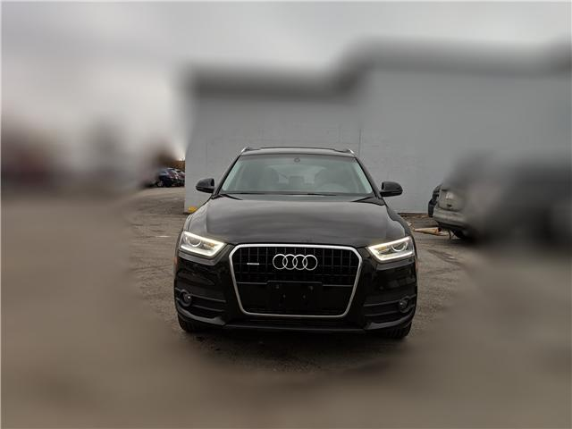 2015 Audi Q3 2.0T Progressiv (Stk: 06152) in Toronto - Image 3 of 15