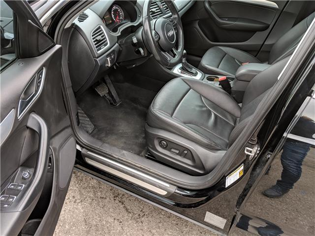 2015 Audi Q3 2.0T Progressiv (Stk: 06152) in Toronto - Image 9 of 15