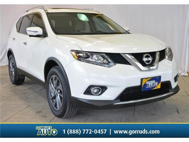 2016 Nissan Rogue  (Stk: 803196) in Milton - Image 1 of 44