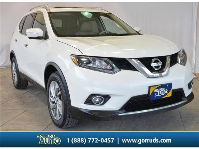 2015 Nissan Rogue  (Stk: 754613) in Milton - Image 1 of 44