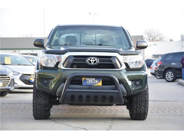 2012 Toyota Tacoma V6 (Stk: 048748) in Milton - Image 2 of 14