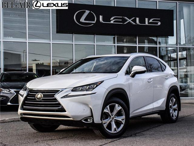 2017 Lexus NX 200t Base (Stk: L0431) in Ottawa - Image 1 of 30