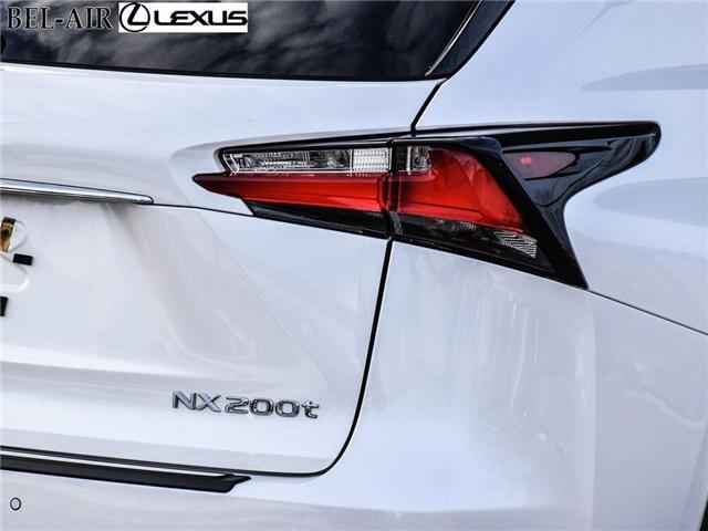 2017 Lexus NX 200t Base (Stk: L0431) in Ottawa - Image 7 of 30