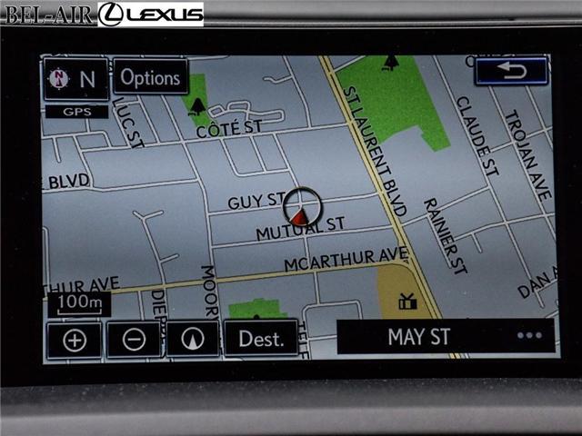 2017 Lexus NX 200t Base (Stk: L0431) in Ottawa - Image 30 of 30