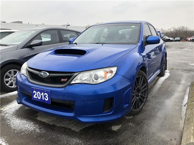2013 Subaru WRX STI Base (Stk: S19196A) in Newmarket - Image 1 of 2