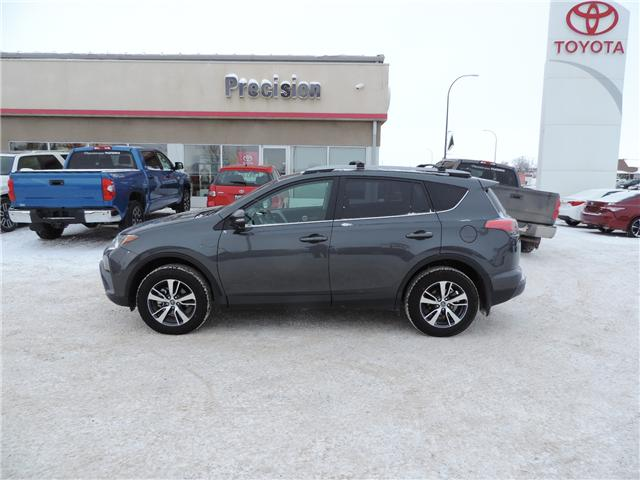 2018 Toyota RAV4 XLE (Stk: 185141) in Brandon - Image 1 of 25