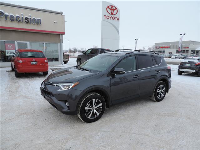 2018 Toyota RAV4 XLE (Stk: 185141) in Brandon - Image 2 of 25