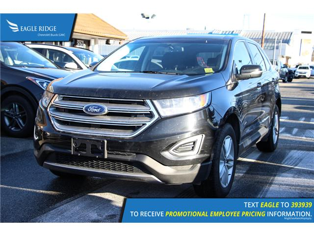 2018 Ford Edge SEL (Stk: 189328) in Coquitlam - Image 1 of 5