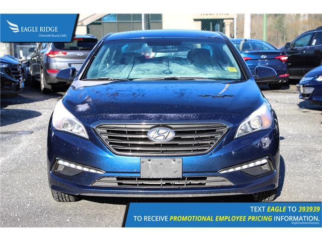 2017 Hyundai Sonata  (Stk: 179457) in Coquitlam - Image 2 of 5