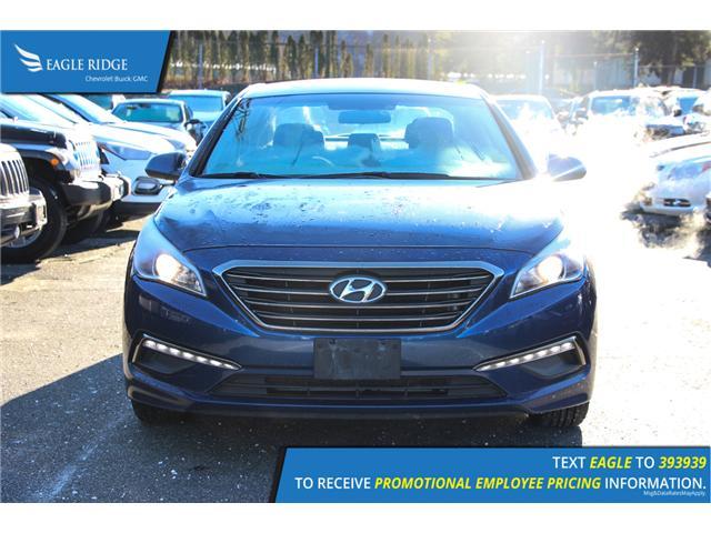 2017 Hyundai Sonata  (Stk: 179439) in Coquitlam - Image 2 of 5