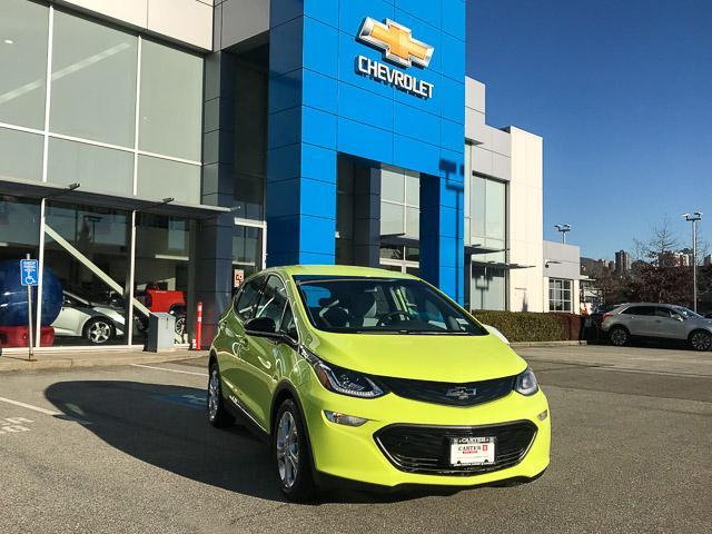 2019 Chevrolet Bolt EV LT (Stk: 9B11710) in North Vancouver - Image 2 of 13