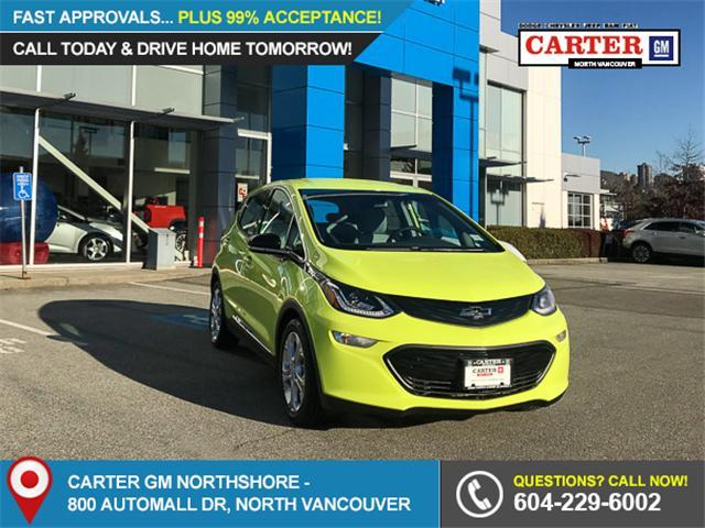 2019 Chevrolet Bolt EV LT (Stk: 9B11710) in North Vancouver - Image 1 of 13